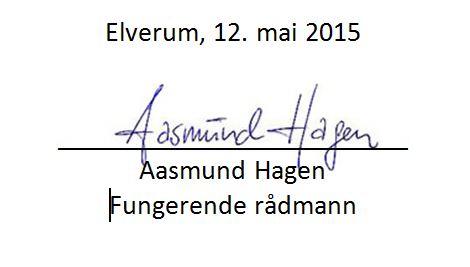Skjermbilde underskrift
